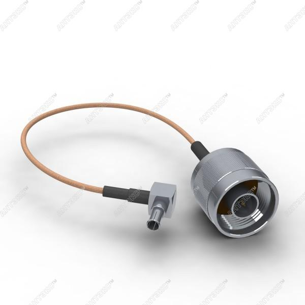Антенный адаптер для USB 3G/4G модемов Huawei (N-male/CRC9)