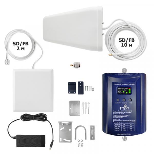 Комплект Vegatel Titan-900/1800/2100 (LED)