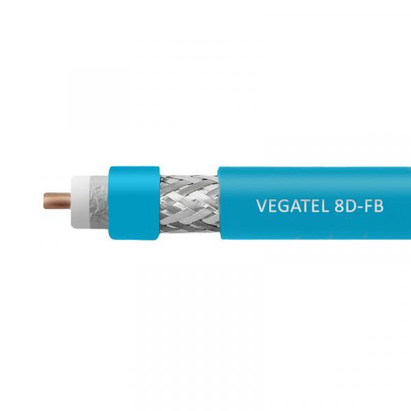 Кабель Vegatel 8D-FB Cu (ГОСТ)
