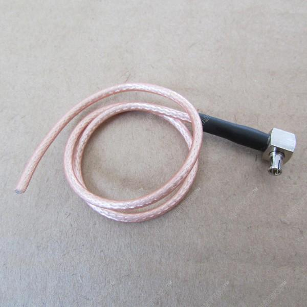 Антенный адаптер для USB 3G/4G модемов (TS-9 угловой)