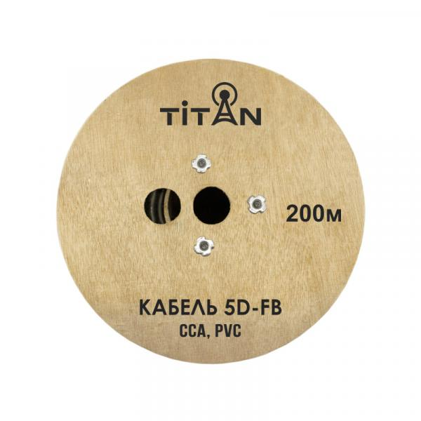 Кабель Titan 5D-FB
