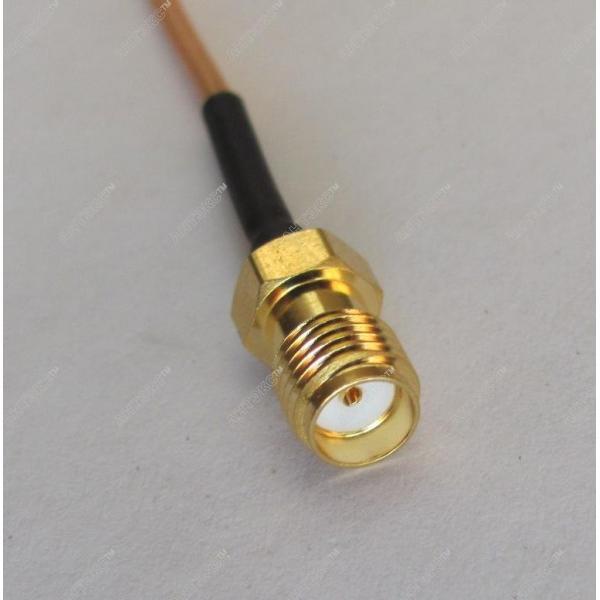 Антенный адаптер для USB 3G/4G модемов Huawei Пигтейл (SMA-fem. - CRC9-121L)