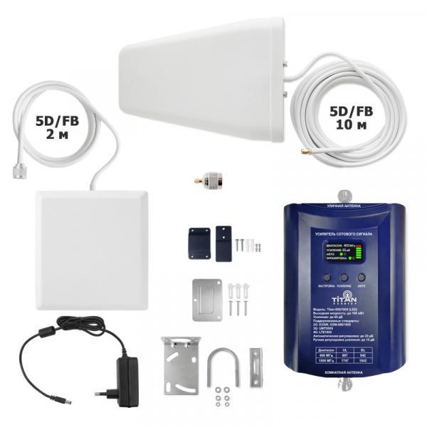 Комплект Vegatel Titan-900/1800 (LED)