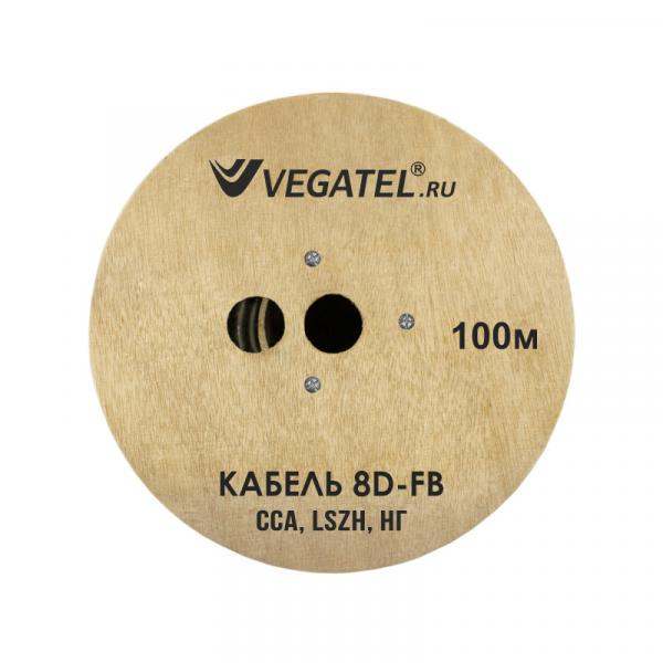 Кабель Vegatel 8D-FB (ГОСТ)